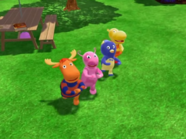 The Backyardigans Quest for the Flying Rock 4