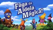 Fuga da Aldeia Mágica! Title