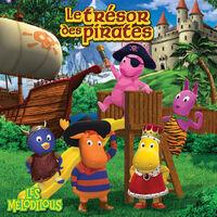 Les Mélodilous Le trésor des pirates - iTunes Cover (Canada)