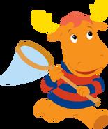 The Backyardigans Tyrone with Net Nickelodeon Character Image