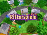 Die Hinterhofzwerge Ritterspiele
