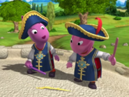 Backyardigans The Two Musketeers 12