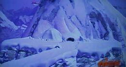 The Snow Mount