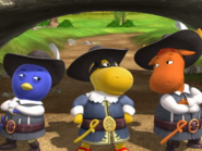 Backyardigans The Two Musketeers 16