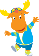 The Backyardigans Move to the Music! Tyrone 1
