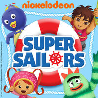 Nickelodeon Super Sailors - iTunes Cover (United States)