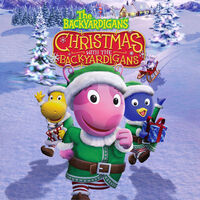 Christmas with the Backyardigans - iTunes Cover (Canada)
