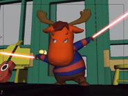 The Backyardigans Nelvana Test Animation Tyrone 6