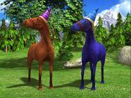 Wizard Horses