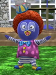 Disguise Clown