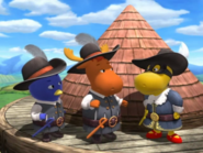 Backyardigans The Two Musketeers 24