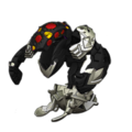 Darkus Mecha Scaboid (Ball Form)