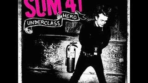 Sum 41-King Of The Contradiction