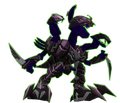 Hecate-Razen Titan form