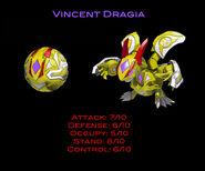 Vincent Dragia Stats