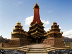 Fire Nation Palace