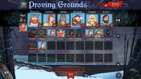 The Banner Saga Factions advanced feature tutorial