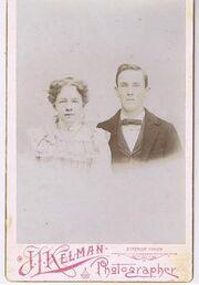 John Milton and Jessie Smith Beard