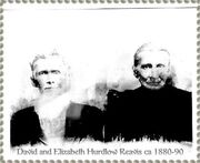 David & Elizabeth Hudlow Reavis