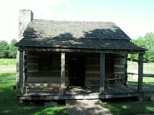 Crockett Cabin1