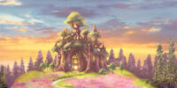 Bella Sara Adventures: Petalhome