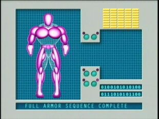 Full armor sequnce complete