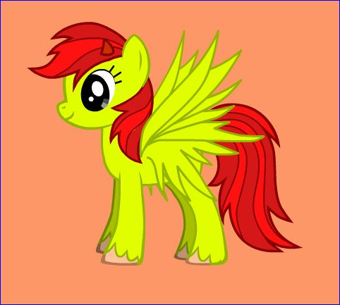 File:Bart As A Pony 1.jpg