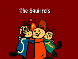 The Squirrels 1981