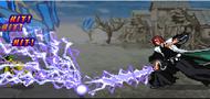 Shiden's Special Ability