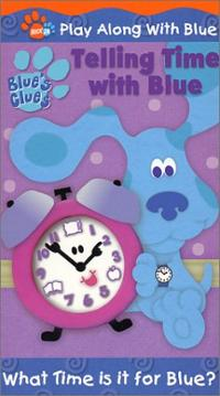 Blues-clues-telling-time-with-blue-vhs-cover-art
