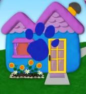 Magenta's House