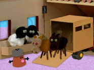 Blue's Clues Paprika with Farm Animals
