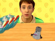 Blue's Clues Mrs. Pepper and Steve
