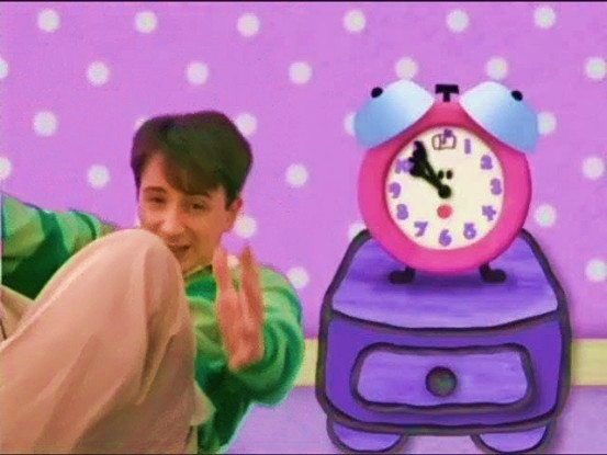 Blues clues gingerbread boy 20 Year Bluescluesgingerbreadboy My Cartoon Reviews Blues Clues Gingerbread Boy Pics Download