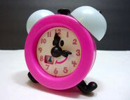 Blue's Clues Tickety Tock Clock Toy - Subway 1998