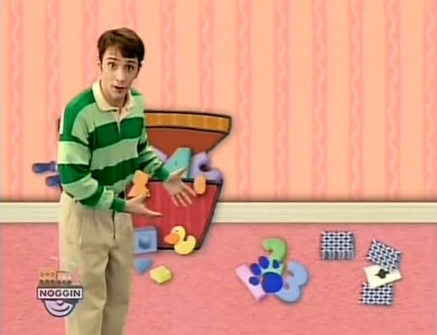 What Game Does Blue Want to Learn? | Blue's Clues Wiki ...