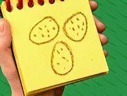 Third Clue Eggs D