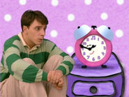 Blue's Clues Tickety Tock and Steve