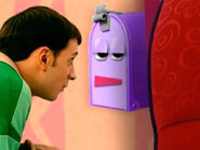 Blue's Clues Mailbox Whispering