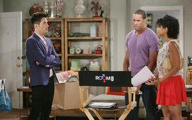 Rafael with Room 8