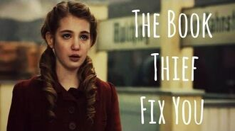 The Book Thief Fix you