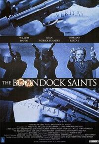 The Boondock Saints poster