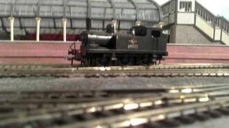 BRWS Character Competition - Tom (DTE) & Wensley the J72