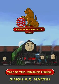 Tale of the Unnamed Engine Printed Cover