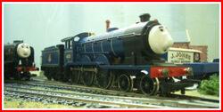 Goodbye, Stephen the Green Engine1