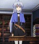 Liliana in her costume Great Knight