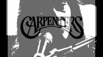 For All We Know - Carpenters