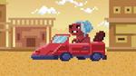 TBS1E1 Red Car
