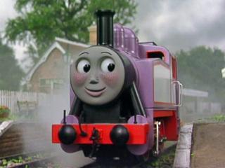 Rosie the Tomboy Engine