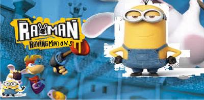 Rayman Raving Minions
